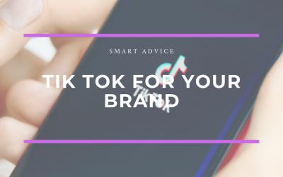 Тік Tok  – новітній інструмент для просування бренду